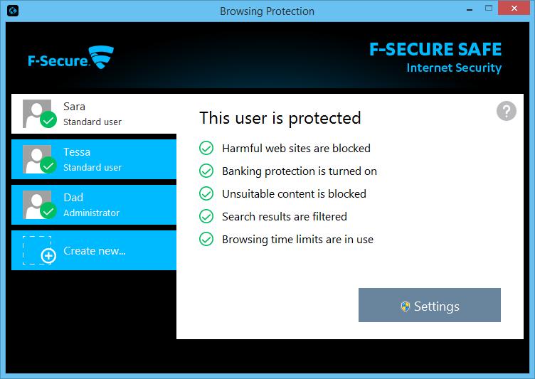 F-Secure Internet Security خرید آنتی ویروس
