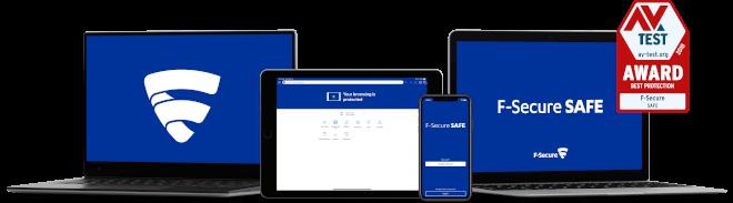 خرید لایسنس آنتی ویروس لایسنس F-Secure SAFE Internet Security